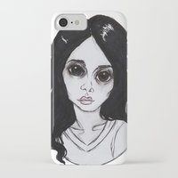 ultraviolence iPhone & iPod Cases featuring ULTRAVIOLENCE by Julio César