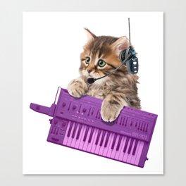 101 Cat Canvas Print