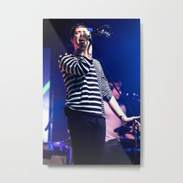 OK Go Metal Print