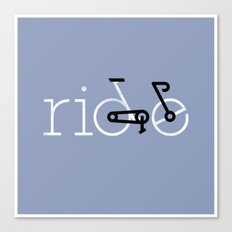 ride 16 Canvas Print