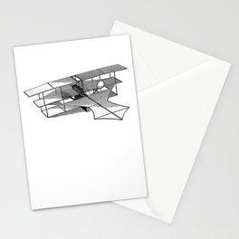 Aeroplane Stationery Cards