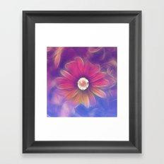 Flower Fantasy 2 Framed Art Print