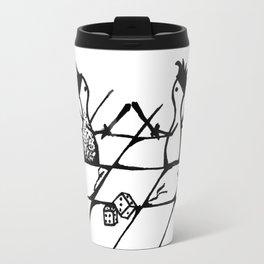 You're on! Travel Mug