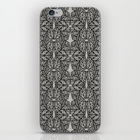 ohm iPhone & iPod Skins featuring OHM by Georgiana Paraschiv