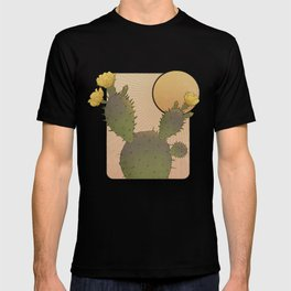 Prickly Pear Cactus T-shirt