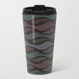WOOL WAVES Metal Travel Mug