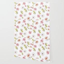 Floral Illustration Wallpaper