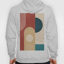Geometric Shapes 84 Hoody