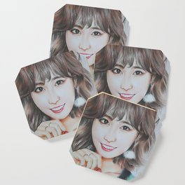 Kpop Twice Momo Coaster