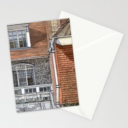 STANDEN1 Stationery Cards