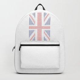 UK Flag Backpack