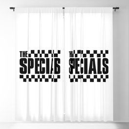 THE SPECIALS Blackout Curtain