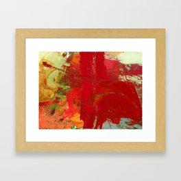 Tauromaquia Framed Art Print