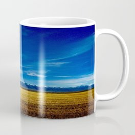 Teton Landscape Coffee Mug