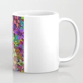 FLOWERS MISH MASH Coffee Mug