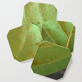 Sea Grape Leaf Coaster