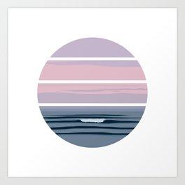 Atlantic Dreams Art Print