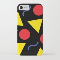 90s iPhone & iPod Cases featuring 90s  by kellydelrey