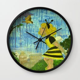 Adventurer Wall Clock