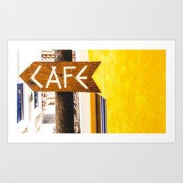 Caraca Art Print