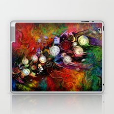 time express Laptop & iPad Skin