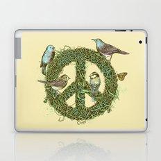 Peace Talks Laptop & iPad Skin