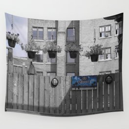 Rooftop Wall Tapestry