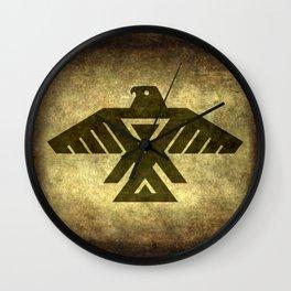 The Thunderbird Wall Clock