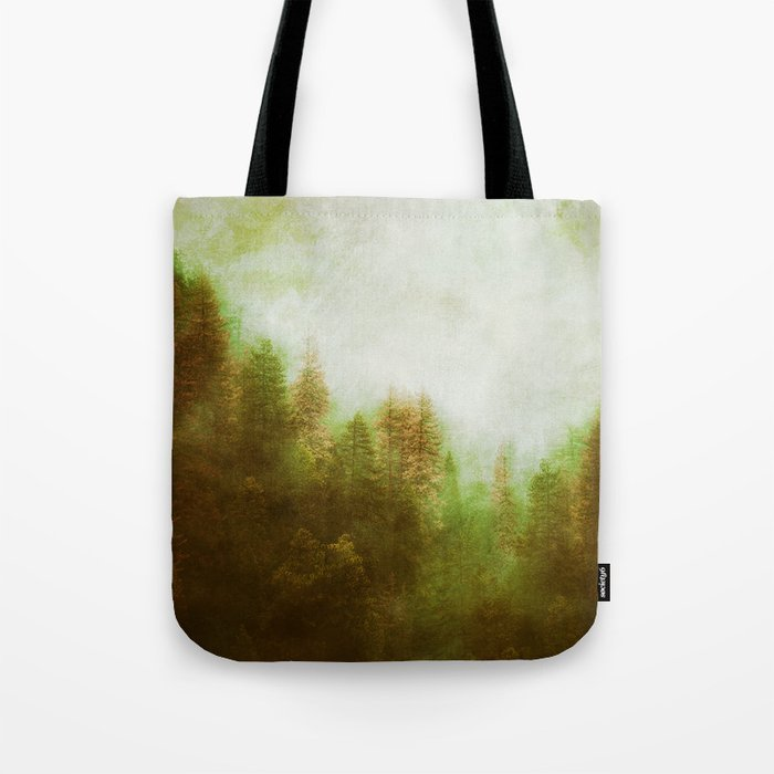 Dreamy Summer Forest Tote Bag