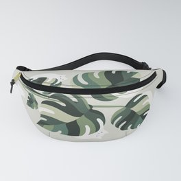 Cat and Plant 11 Fanny Pack