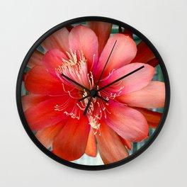 Flamingo Floaty Wall Clock