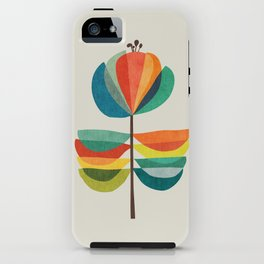 Whimsical Bloom iPhone Case