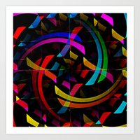 happy birthday Art Prints featuring Happy Birthday by David Lee