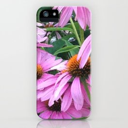 Pink Pop iPhone Case
