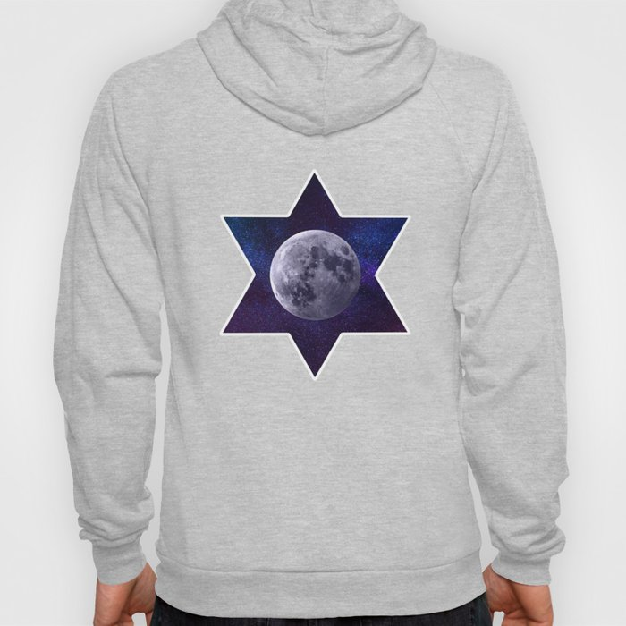 Moon star Hoody