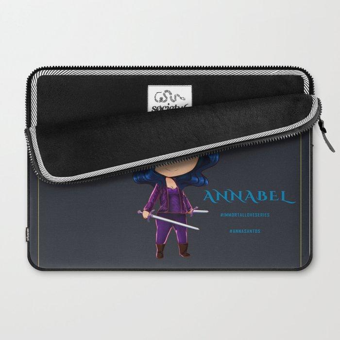 Annabel Chibi Laptop Sleeve