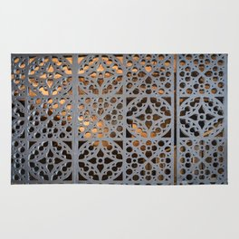 Crypt Door Detail Rug