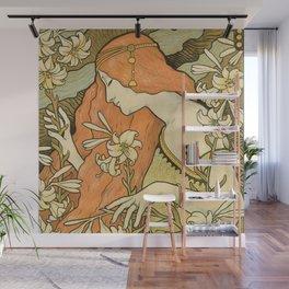 Ermitage Art Nouveau Magazine Wall Mural