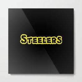 Steelers Metal Print