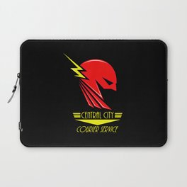 Central City Courier Service Laptop Sleeve