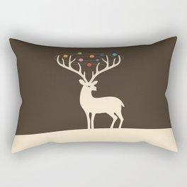 My Deer Universe Rectangular Pillow