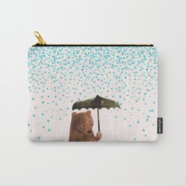 Rain rain go away Carry-All Pouch