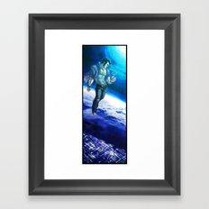 Ornithopter Framed Art Print