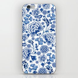 Porcelain iPhone Skin