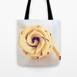 Sweetgrass Rose Tote Bag