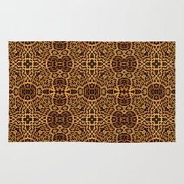 abstract animal print Rug