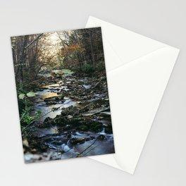 Natural Bridge River Stationery Cards