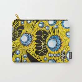 Indifinite Intersection of Emotion Carry-All Pouch