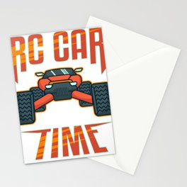 RC Car Lover Radio Controlled Driver Vintage Gift Stationery Cards