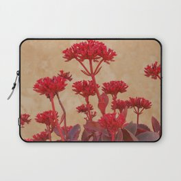 Rustic Flowers Laptop Sleeve